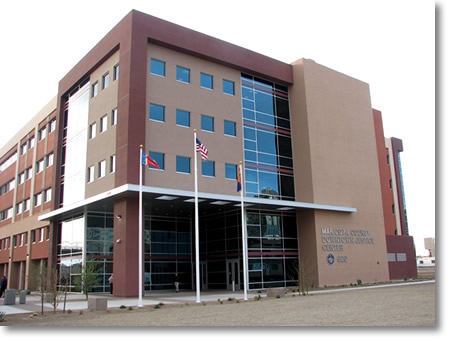 Downtown Justice Court Center
